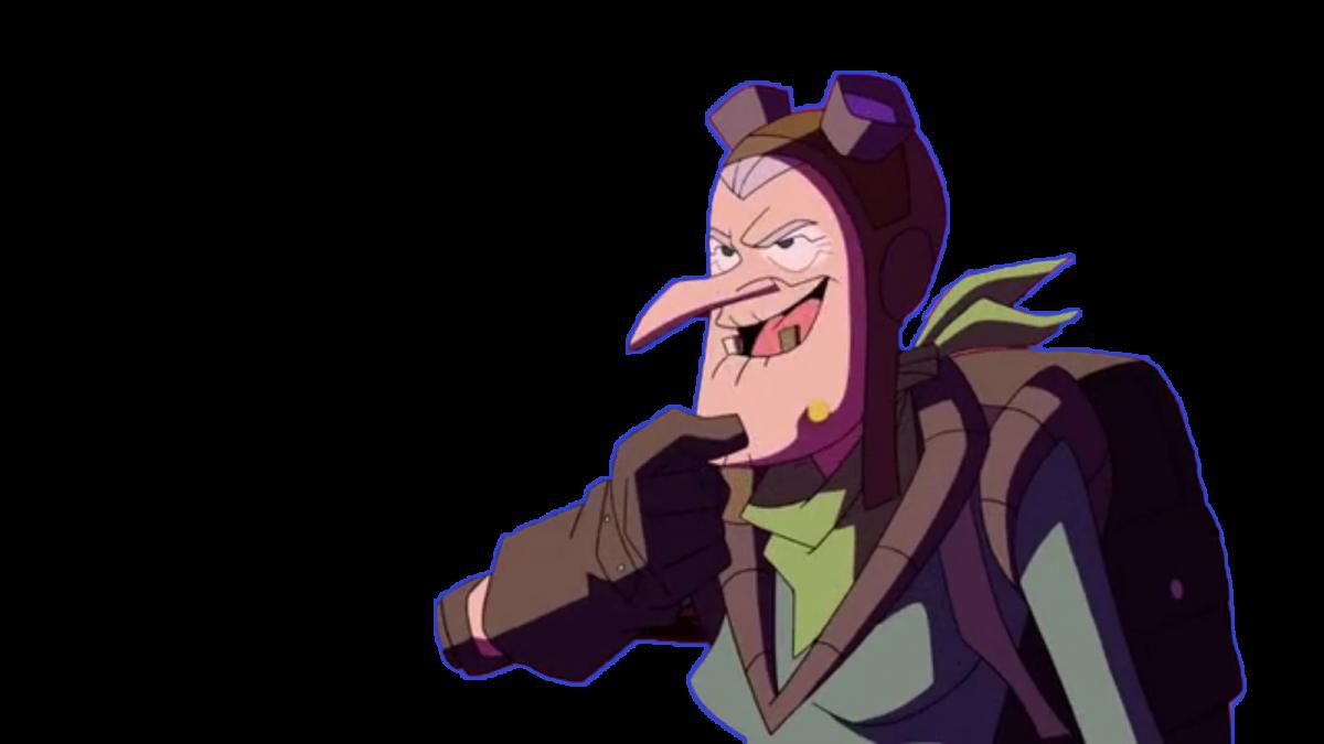 Granny Snaggletooth
